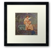 The Dreaming Vigil Framed Print