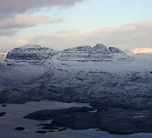 Steely Suilven, Assynt by ScotLandscapes