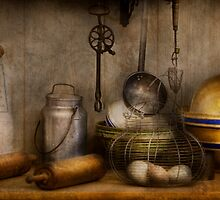 Chef - Ingredients - Breakfast and grandpa's by Mike  Savad