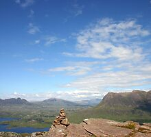 Suilven & Cul Mor, Assynt by ScotLandscapes