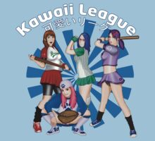 ANIME - Kawaii Baseball League by jonniexile