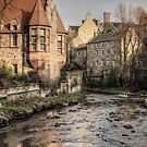 Water of Leith by Chris Cherry