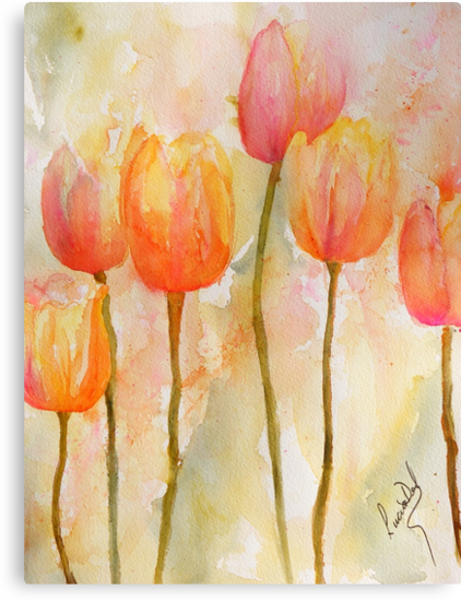 Tulips by LuciaM