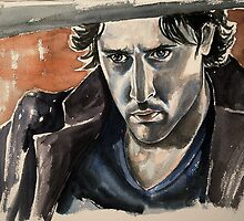 Alex O'Loughlin, featured in Virtual Museum, Art Universe by FDugourdCaput
