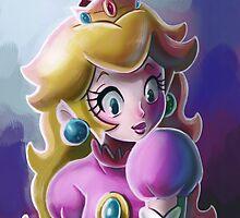 Princess Peach by SaradaBoru
