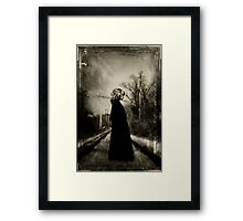 Thirty One Hours Framed Print