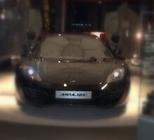 McLaren MP4-12C by Shawn Parkes
