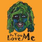 Old Gregg - Mighty Boosh - Do You Love Me? by eyevoodoo