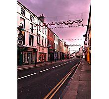 Tralee Rush Hour Photographic Print