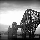 The Forth Bridge (with Lomo effect) by Ian Coyle