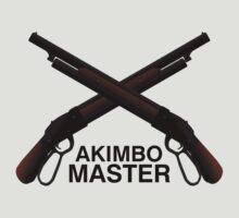 Shotgun Akimbo master by tombst0ne