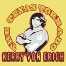 Kerry Von Erich by BUB THE ZOMBIE