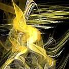 Let`s Dance by Fractal artist Sipo Liimatainen