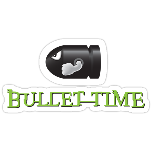 Bullet Time by lifeye