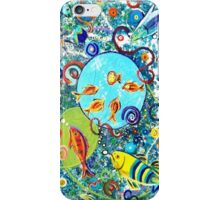 Fish Party iPhone Case/Skin