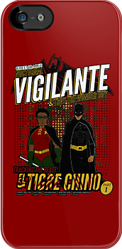 Greendale's Nocturnal Vigilante (red) by huckblade