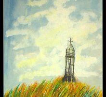 Abarat Windmill by Aslfrasle