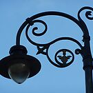 Glasgow Street Light by Fara