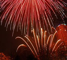 fireworks by davvi
