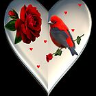 *..*CARDINAL HEART OF LOVE &quot;DID I TELL U THAT I LOVE U&quot;??*..* by  Bonita Lalonde