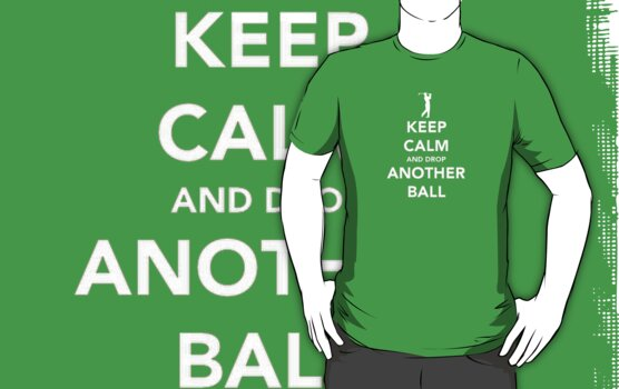 Keep Calm and Golf On by Coattails
