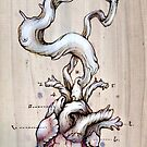 Driftwood Heart 01 by Fay Helfer