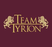 Team Tyrion T-Shirt