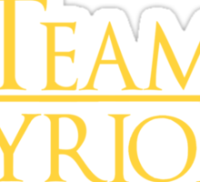 Team Tyrion Sticker