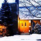 Methodist Church II by Laura Godden