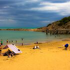Summer holidays at Port Elliot, South Australia by Elana Bailey
