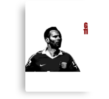 GIGGS the true legend Canvas Print