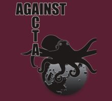 Against ACTA by Artificialx