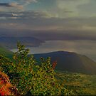 Mountain Galicica & Ohrid Lake by Kristina R.