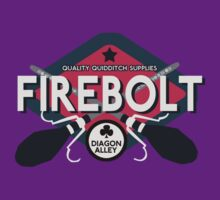 Firebolt - Quality Quidditch Supplies by forcertain