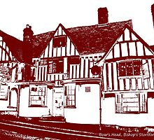 Boar's Head, Bishop's Stortford by Innpictime