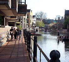 Cambridge Spring by Innpictime