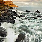 Canvas Waves by Derek Smyth