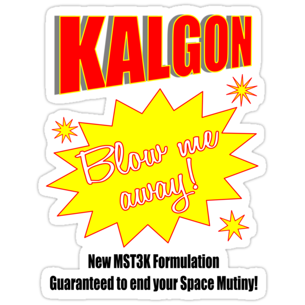 Kalgon, blow me away! by Technohippy