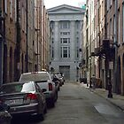 Clinton Street, French Quarter, New Orleans, LA by AJ Belongia
