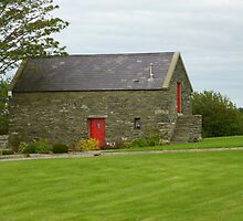 Irish Barn Conversion by Fara