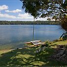 Lake Barrine 21-09-08 by Chris Cohen