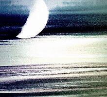 Moon Streaks by MissDawnM