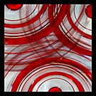 The Red Blob Glass - Week 2 by Wendi Donaldson