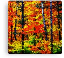 Autumn Afternoon #2 Canvas Print