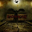 Raven Heart by shutterbug2010
