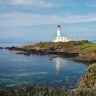 Turnberry Lighthouse by LauraMcGlinn