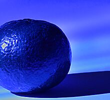 Blue Orange, Still Life. by Billlee
