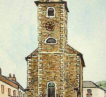 Moot Hall, Keswick, Cumbria by Lynne  Kirby