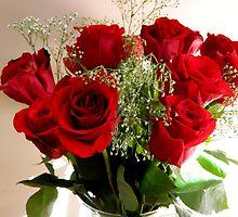Still Life Bouquet - Calendar Image ^ by ctheworld