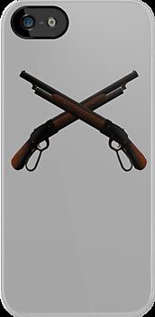 Shotgun Akimbo by tombst0ne